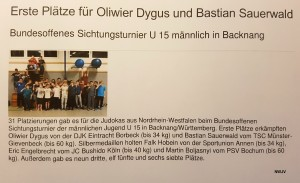 Backnang mit Oliwier 19.3.2017